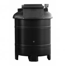 Depósito de armazenamento de óleo usado 300L